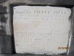 "Henrietta Amantine ""Armantine"" <I>Mercier</I> Soule"