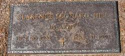 Clarence Leonard Hill