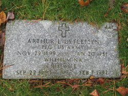 Arthur L Detlefsen