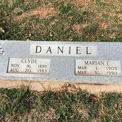 Clyde Daniel