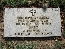 Rudolph G Garcia