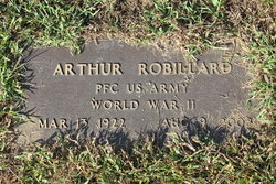 Arthur E Robillard