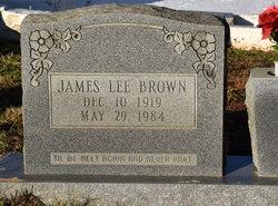 James Lee Brown