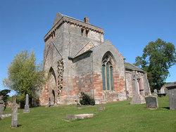 Crichton Collegiate Churchyard