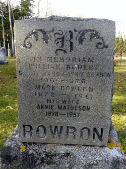 annie matheson