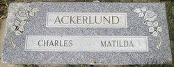 Charles Ackerlund