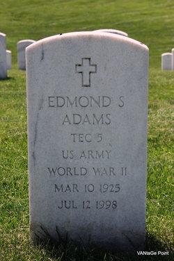 Edmond S Adams