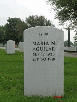 Maria N Aguilar