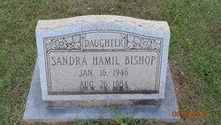 Sandra <I>Hamil</I> Bishop