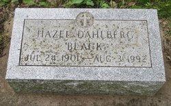 Hazel <I>Dahlberg</I> Black