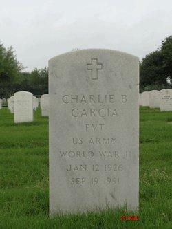 Charlie B Garcia
