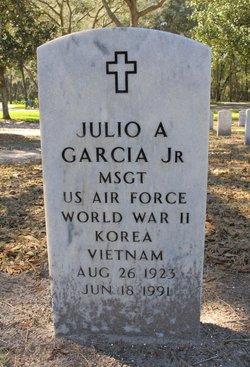 Julio A Garcia, Jr