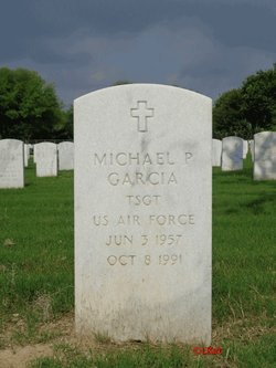Michael P Garcia