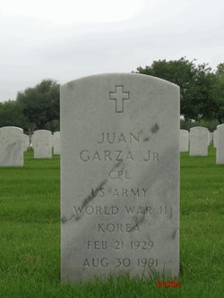 Juan Garza, Jr