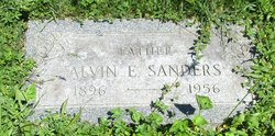 Alvin Ernest Sanders