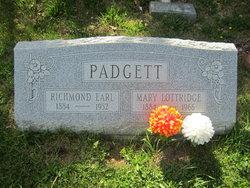 Richmond Earl Padgett