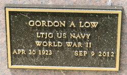 Gordon Arthur Low