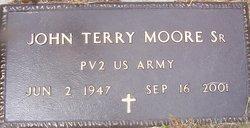 John Terry Moore, Sr