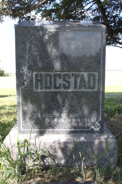 Nils Andreas Hogstad