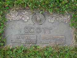 Dorothy Ann <I>Harrison</I> Scott