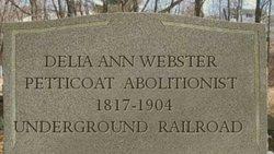 Delia Ann Webster
