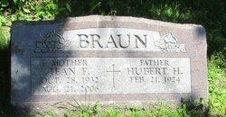 Jean Frances <I>Murphy</I> Braun