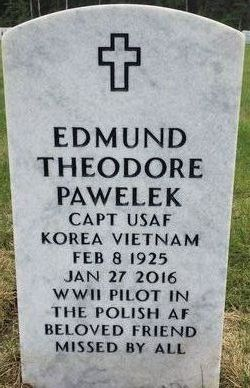 Edmund Theodore Pawelek