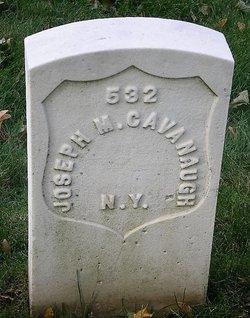 Pvt Joseph M. Cavanaugh