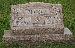 Orpha Leota <I>Bauman</I> Bloom