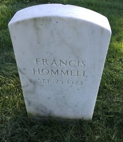 Pvt Francis Hommell