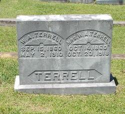 William A Terrell