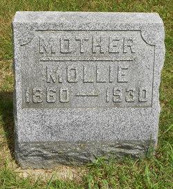 "Amalia ""Mollie"" <I>Steinke</I> Krieger"
