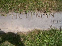 Helen Gertrude <I>Estright</I> Hoffman