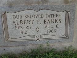 Albert Frank Banks