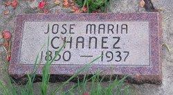 Jose Maria Chanez