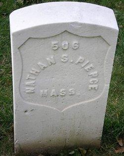Pvt Nathan S. Pierce