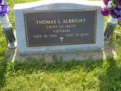 Thomas Luellyn Albright