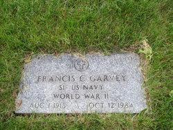 Francis C Garvey