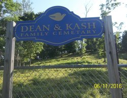 Dean and Kash Cemetery