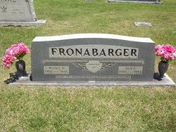 Ben Fronabarger