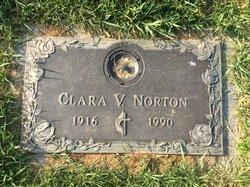 Clara V Norton