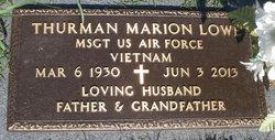 "Thurman Marion ""Ish"" Lowe"