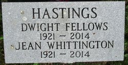 Dwight Fellows Hastings