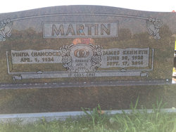 James Kenneth Martin