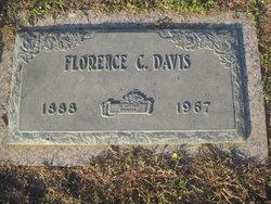Florence Clamentry <I>Smith</I> Davis