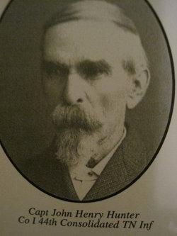 Capt John Henry Hunter