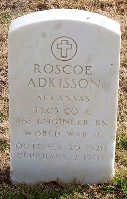 Roscoe Adkisson