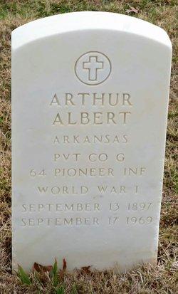 Arthur Albert