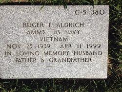 Roger Edwin Aldrich