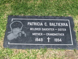 Patricia Carol <I>Parker</I> Baltierra